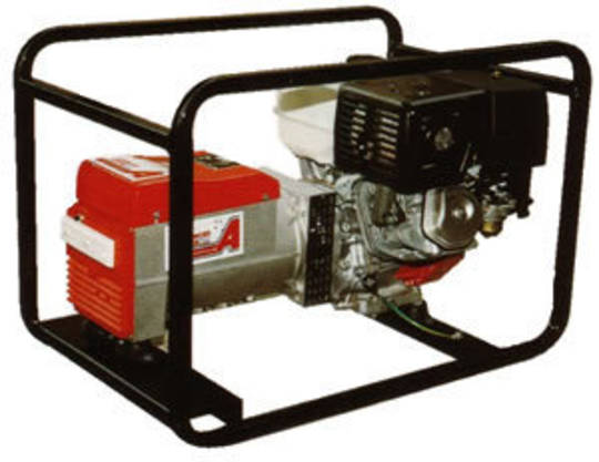 Honda Generator 4400 Watts