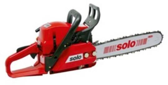 Solo 652 Chainsaw
