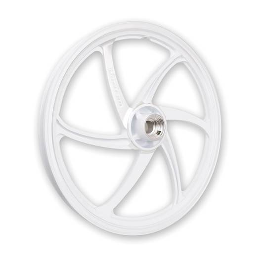 White Alloy Rim
