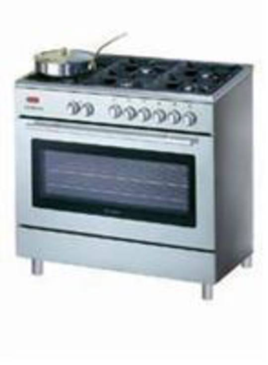 Gas/Electric Upright Oven-WFE916SA