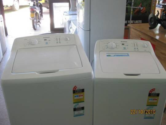 Simpson Top Load 6kg & 9.5kg Washing Machines